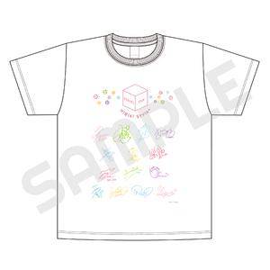 複製サイン入りTシャツ【響ver.】